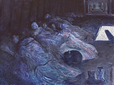 Shonto Begay, 'Hoghaan Insomnia', 2016