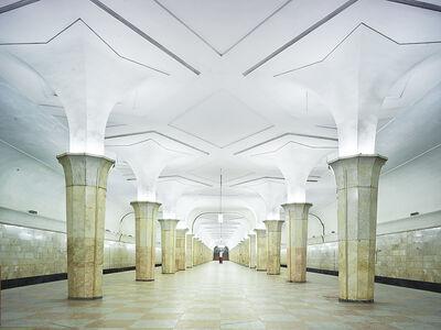 David Burdeny, 'Kropotkinskaya Station, Moscow Russia, 2015', 2015