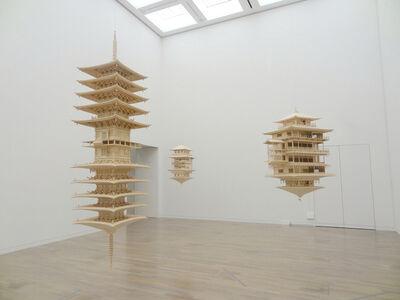 Takahiro Iwasaki, 'Reflection Model (Silver)', 2014