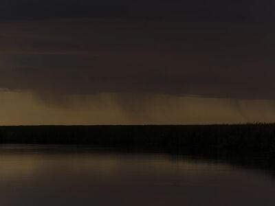 Henrik Saxgren, 'Darkness Above Vidå', 2015
