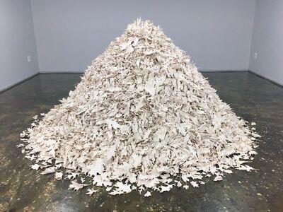 Mary Sweeney, 'Leaf Pile 1', 2016