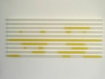 Werner Haypeter, 'Meter/23.2.2013', 2013