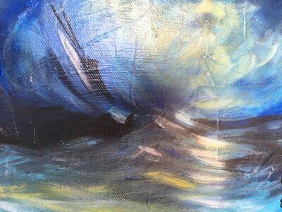 Mariam Qureshi, 'Sails - Yin Moonlight ', 2019