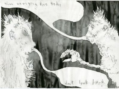 Jim Holyoak, 'Emerging from Hades', Year unknown