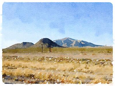 Anne M Bray, 'Western Hills, TX', 2014