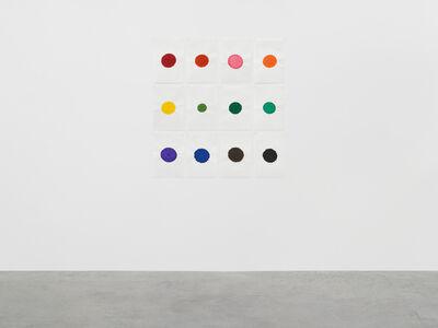 Ceal Floyer, 'Ink On Paper (Set of 12)', 1999