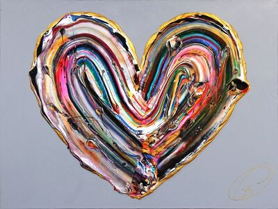 Cynthia Coulombe Bégin, 'Le Coeur Qui Danse', 2021