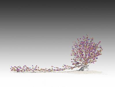 GAO XIAO WU 高孝午, 'Rebirth-Butterfly   再生-蝴蝶', 2017
