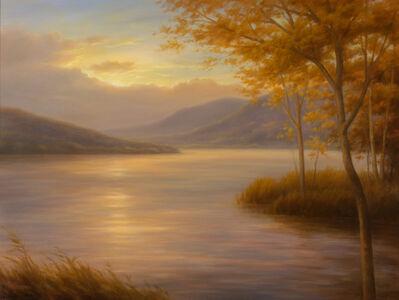 Jane Bloodgood-Abrams, 'Water Edge - Sunset', 2015