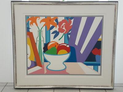 Tom Wesselmann, 'Still life lilies, 1998', 1998