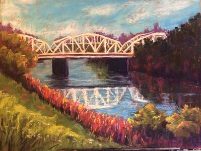 Kelsey Burke, 'Ladybird Bridge', 2018
