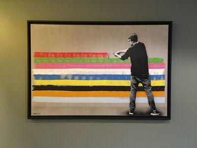 Martin Whatson, 'Rollerpainter', 2015