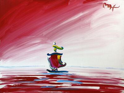 Peter Max, 'SAILBOAT SERIES XIII VER. I #1', 2002