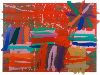 Albert Irvin RA, 'Trinity I', 1995
