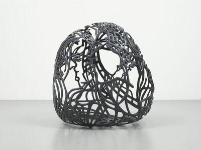 Ghada Amer, 'Baisers #1', 2011