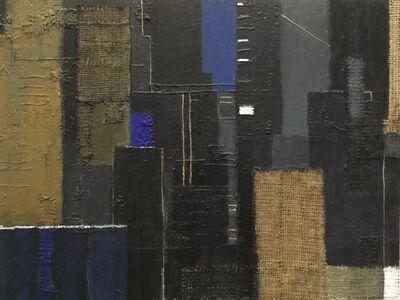 David Bradford, 'City III', 2020