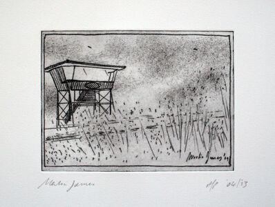 Merlin James, 'Signal Box', 2007