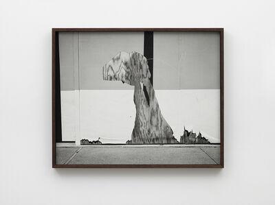 Ed Templeton, 'Peeled billboard ', 2019