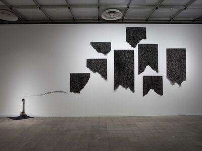 Robin Rhode, 'Stone Drawings', 2007-2008