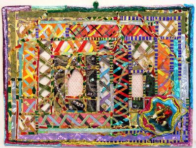 Thomas Lanigan-Schmidt, 'Placemat (Windows of Opportunity)', 2006