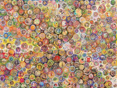 Nobu Fukui, 'Pool of Thought', 2017
