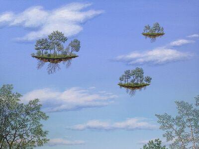 CJ Lori, 'The Green Leaves in Summer', 2020