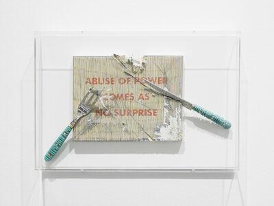 Thomas Broomé, 'Eaten While Eating (VII)', 2019
