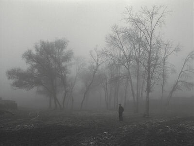 Hai Bo, 'The Northern No. 14 - Dense Fog', 2004
