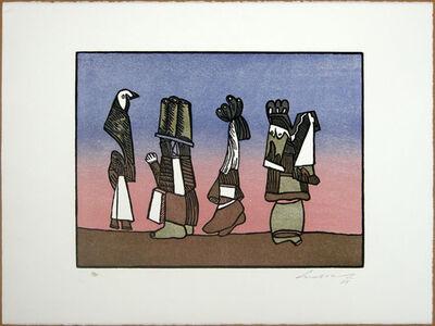 Jose Luis Cuevas, 'Suite About Life VI', 2005