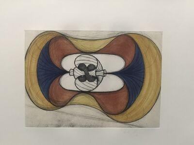 John Newman (b.1952), 'Piccolo Roman Rosso', 1988