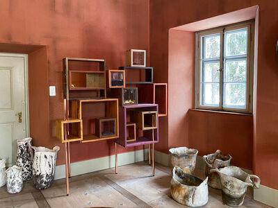 Mameluca Studio, 'Exclusive Cafofo Shelf', 2019