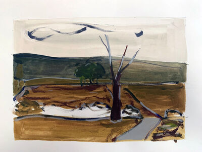 Peter Ashton Jones, 'The Burnt Tree', 2021
