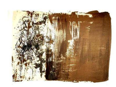 Zao Wou-Ki 趙無極, 'Zao Wou-ki - Original Lithograph - Abstract Composition', 1962