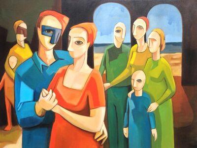 Sandro Nocentini, 'The Promise ', 2013