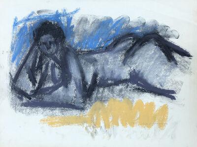 Hans Burkhardt, 'Untitled 043', 1963