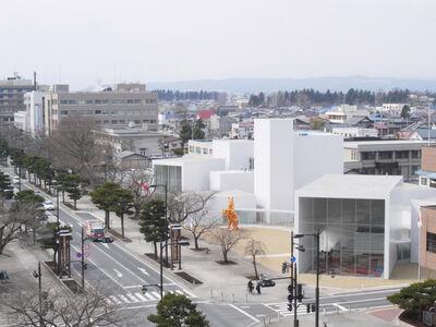 Ryue Nishizawa, 'Towada Art Center, Aomori, Japan', 2005-2008