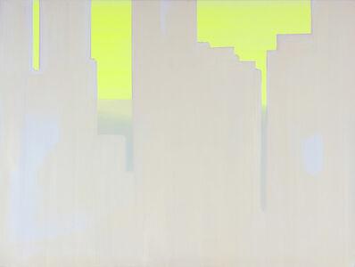 Wanda Koop, 'In Absentia (Luminous Lemon - Pale Pink - Lavender) ', 2016