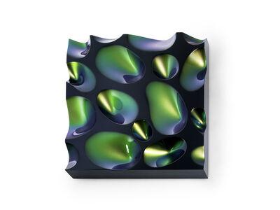 Willi Siber, 'Tafelobjekt (green)', 2019