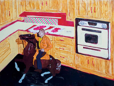 Ryan Mendoza, 'The Cowboy in Me', 2015
