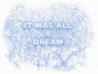 Amanda Manitach, 'It Was All A Dream', 2019