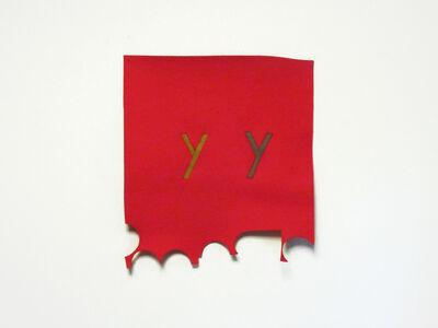 Cyrilla Mozenter, 'y y', 2018