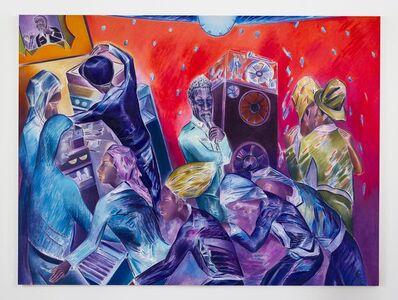 Denzil Forrester, 'Velvet Rush', 2018