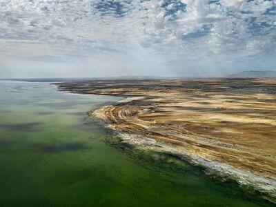 Edward Burtynsky, 'Salton Sea #1, Eastern Shore, California, USA', 2009