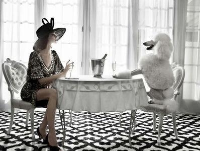 Greg Lotus, 'Champagne Poodle', 2014