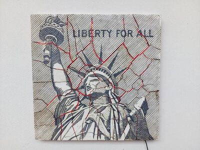 Veljko Zejak, 'Liberty for all', 2010