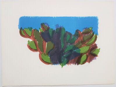 Ennio Morlotti, 'Cactus', 1969