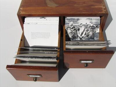 Claire Kessler Bradner, 'Peg's Archives', 2012