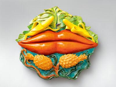 Milan Kunc, 'Lips (Brazil)', 2008