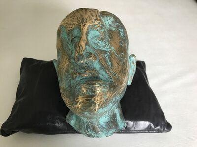 Siriki KY, 'Precious Head 2', 2019