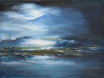 Corina Epis, 'Noche Azulada', 2012